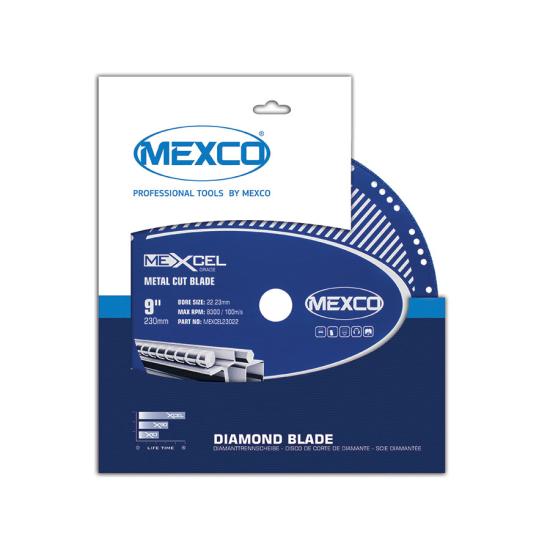 MEXCEL Blade Packaging