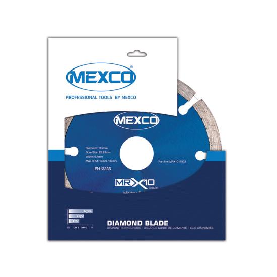 MRX10 Blade Packaging