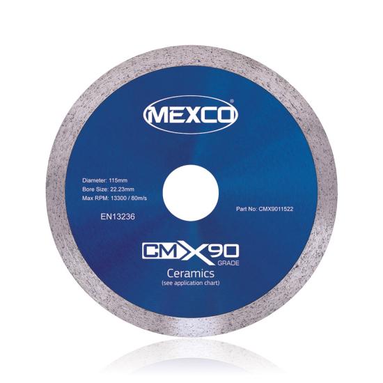 CMX90 Ceramic 115mm Diamond Blade