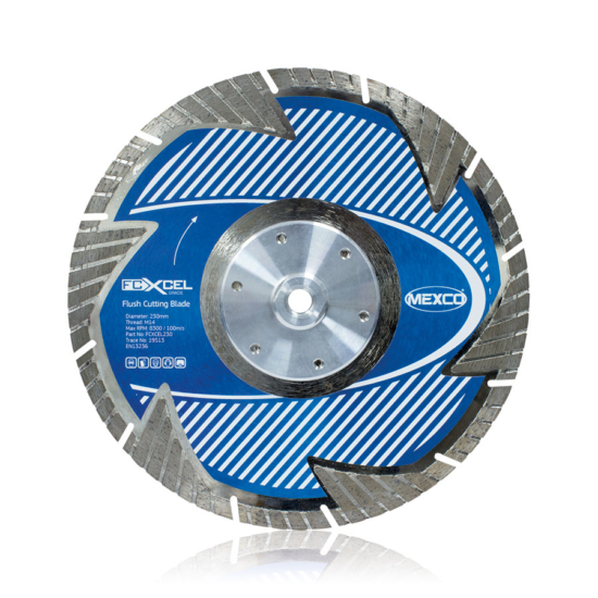 FCXCEL Flush Cut 230mm Blade
