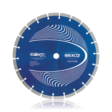 GPX10 General Purpose Concrete 300mm Diamond Blade