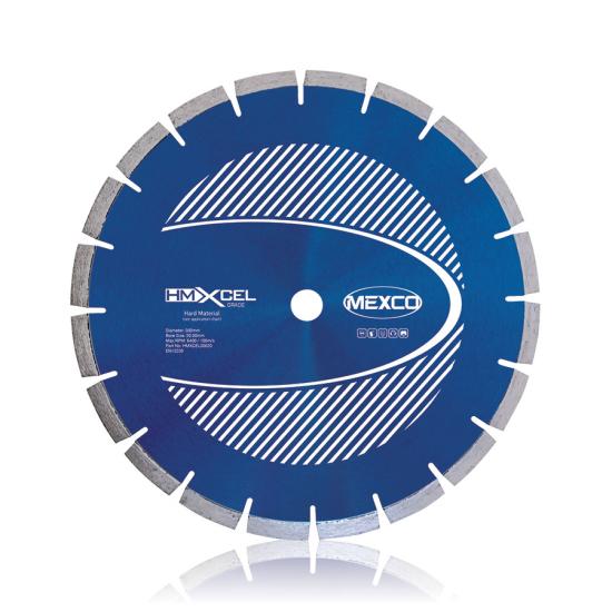HMXCEL Hard Materials 300mm Diamond Blade
