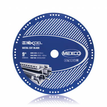 MEXCEL 115mm Metal Cut Blade