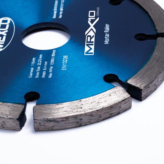MRX10 Blade Segment