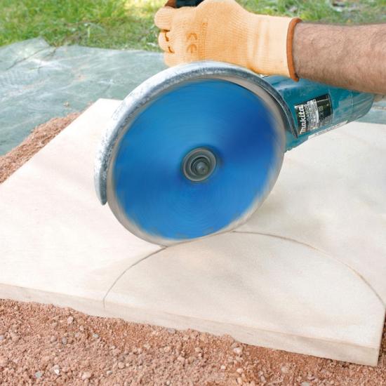 RBX10 Curve Cutting Concrete Slab