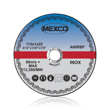 115mm Inox Cutting Abrasive Wheel