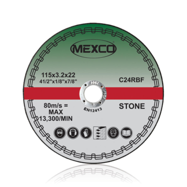 115mm Stone Cutting Abrasive Wheel