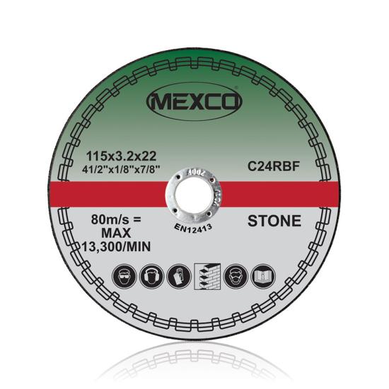 115mm Stone Cutting Abrasive Wheel