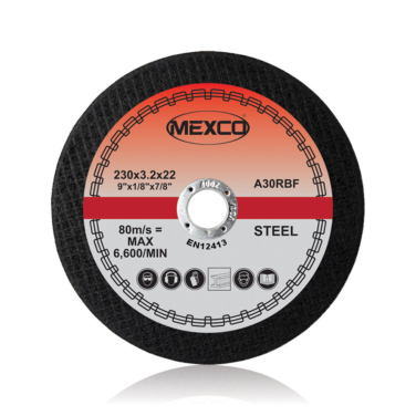 230mm Metal Cutting Abrasive Wheel