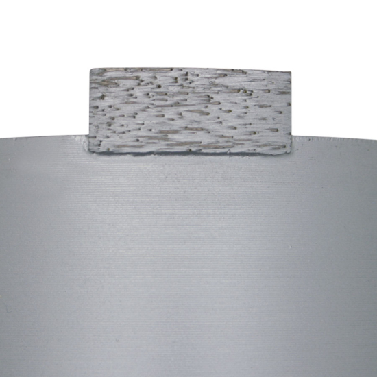 DCX90 Dry Core Drill Segment