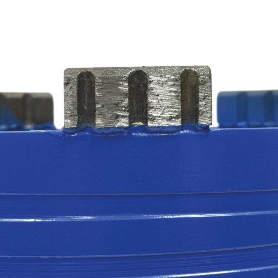 DCXCEL Dry Core Drill Segment