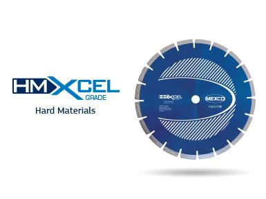 HMXCEL Hard Materials Diamond Blade Video