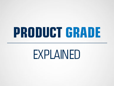Mexco Product Grade Classification